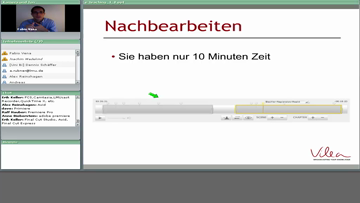 Still medium 2010 virtuelles wintersemester vena wedekind video management an hochschulen